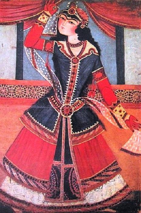 Шад-мульк была рабыней из Ирана и волей случая стала невесткой самого Тамерлана.